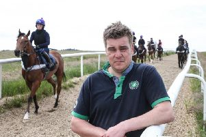 Keith Dalgleish had a fantastic 2019 campaign training winners on the flat and over the jumps and he is going all out for more first places in 2020