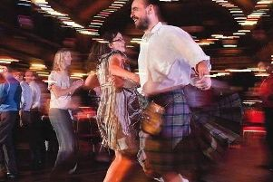 A ceilidh is being held in Carstairs Junction for the Action Plan launch