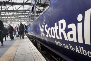Rail passengers face major delays this morning.