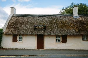 Burns Cottage at Alloway