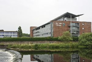 Ayr College Campus Ayrshire