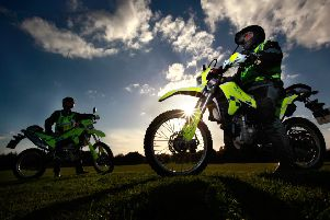 Police Scotland have many tools available to deal with all sorts of ilegal activity - including off-road bikes.