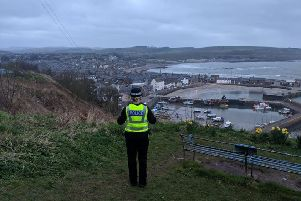 Patrols were conducted in Stonehaven and Portlethen at the weekend