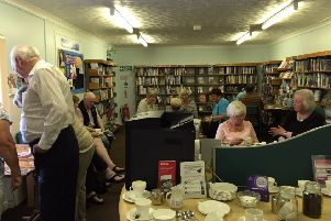 Coylton Library used to be a hub for community events in the village until in closed in 2016.