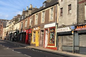 Lottery funding has been secured for a major refurbishment of Maybole town centre.