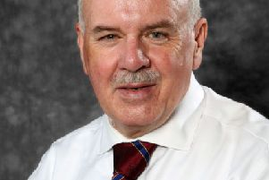 Councillor Peter Convery