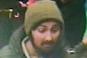 Assault in Pollokshaws Road - police issue image of man they would like to speak with.