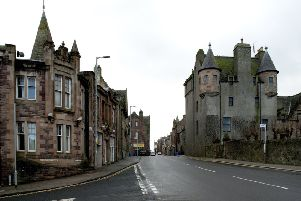 Maybole High Street