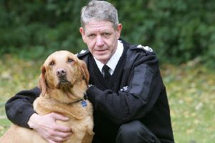 The SSPCA's Chief Superintendent Mike Flynn is asking readers to share their stories, photos and memorabilia to help the charity celebrate its 180th year.