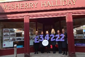 Last year an incredible �34,222 was raised from Make a Will fortnight. Solicitor group McSherry Halliday revealed the bumper total earlier in the summer