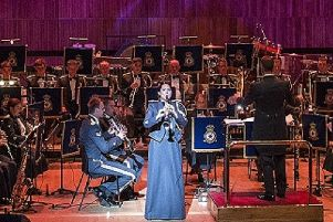 The RAF in Concert tour is at the Royal Concert Hall, Glasgow, on Wednesday, October 3.