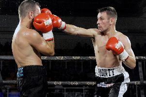 Monty Ogilvie is hoping to maintain his undefeated record (pic by Michael Gillen)