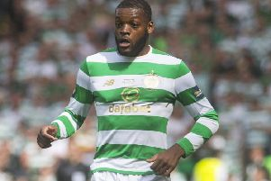 Celtic star Olivier Ntcham