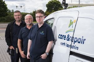 Horizon will provide North Lanarkshire Council's Care and Repair service until 2020