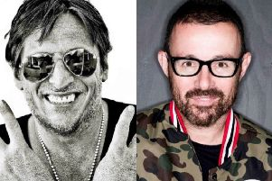 Ministry of Sound: Brandon Block and Judge Jules.