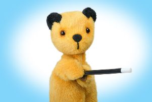 Sooty has been entertaining children, and their families, for 70 years.