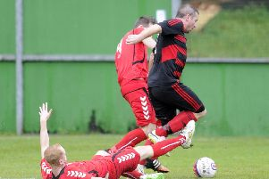 Rob Roy beat East Kilbride 7-2 in a West of Scotland Cup tie two seasons ago