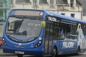 Route 4B from Falkirk to Croy via Kilsyth will be extended to travel all the way to Glasgow