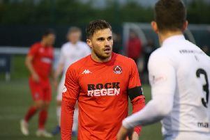 David Goodwillie missed a early penalty kick in Tuesday night's 1-0 defeat to Annan