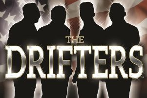 The Drifters are at Motherwell Concert Hall on Friday, June 14.