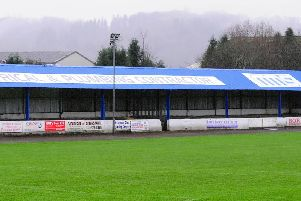 Duncansfield Park in Kilsyth with host the Cyprus international squad for training sessions