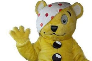 Children in Need will be among the groups attending the funding fair in Thornhill Community Hall
