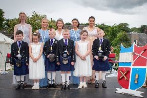The Civic Party at Kilsyth Civic Week 2019