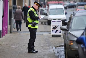 Traffic wardens were scrapped by Aberdeenshire Council several years ago