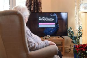 From next June pensioners over the age of 75 will have to find an extra �154.50 per year to pay for their TV license which Jamie Hepburn MSP described as a 'deeply troubling' move