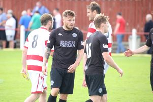 Clyde striker David Goodwillie (picture: Craig Black)