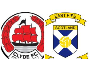 Clyde host the Fifers.
