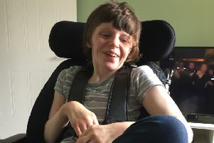 Ruth Cherry, who is autistic, non-verbal and epileptic, has been left without overnight carers following a policy change