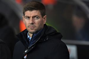 Stranraer will face Steven Gerrard and Rangers in the Scottish Cup (Photo by Andy Buchanan/AFP via Getty Images)