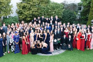 Banchory Academy school prom 2019. Picture: Logan Sangster