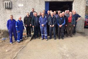 Alford and District Men's Shed is developing part of the former academy site
