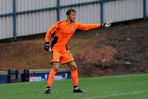 Raith Rovers goalkeeper Ross Munro (Pic: Fife Photo Agency)