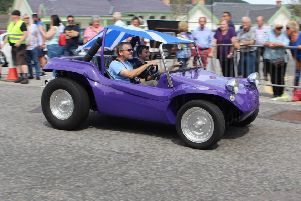 The classic vehicle parade will range from tractors to supercars