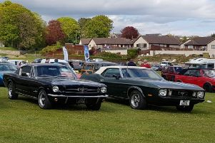 Emily's Mustangs will be at AllFord.