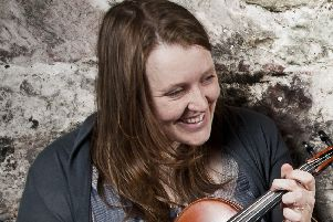 Award-winning fiddler Rona Wilkie will be performing at this year's Queensferry Folk Festival