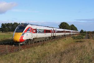 The new service has been launched linking Aberdeen and London. Picture: Jim Ramsay/LNER