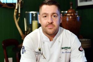 Ross Cochrane has been cooking for more than 15 years