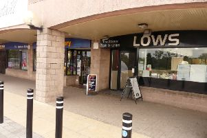 Low's chip shop in Westhill