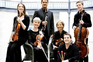 The Hebrides Ensemble will perform works by Jonathan Harvey and Steve Reich.  (Photo: Sussie Ahlburg)