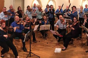 The Deeside Orchestra stages three concerts a year