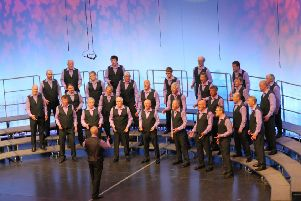 The Granite City Chorus has members in the Aberdeen and Deeside areas