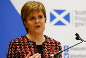 First Minster Nicola Sturgeon will chair one of the festival's opening events.