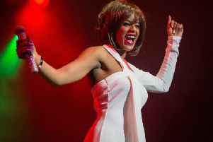 Shanice Smith performs the songs of Whitney Houston in Queen of the Night.