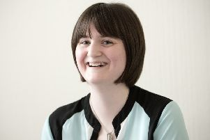 Lauren Thompson joined the accountancy firm as a student