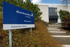 An application has been made to Aberdeenshire Council for removal of the planning conditions
