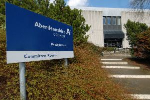 An application has been made to Aberdeenshire Council for a new equestrian facility